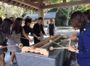 目白大學交流-日本文化體驗