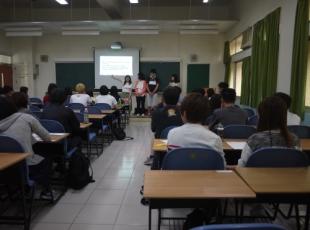 M106教室中日文化互動交流